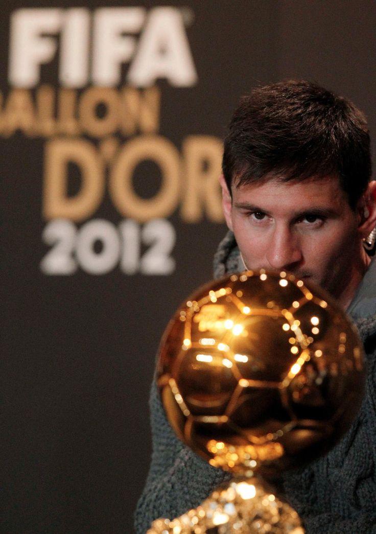 Este es el ganador de la Copa del Mundo. El ganador es el equipo de Argentina.