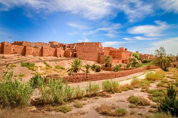 Kasbah in ouarzazate - Stock Photo - Images Download here : https://photodune.net/item/kasbah-in-ouarzazate/20094398?s_rank=231&ref=Al-fatih