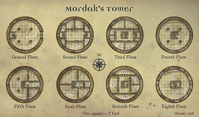Mordak S Tower Architecture Circulaire Pinterest Towers