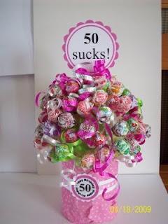 -: sucker bouquets