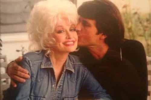 Dolly Parton with her husband Carl Thomas Dean, 48 years together!!