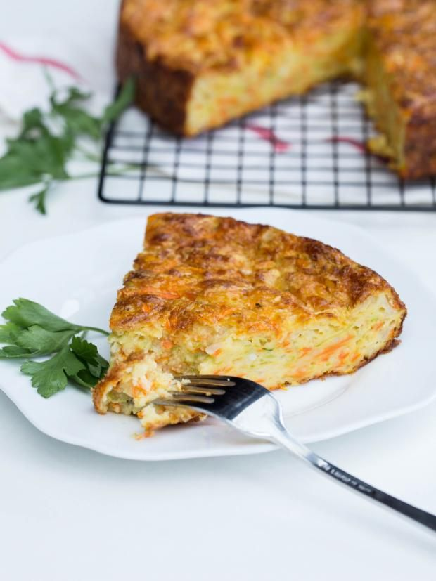 Can be served as main course, breakfast or as a side dish. It's very filling and healthy at the same time.