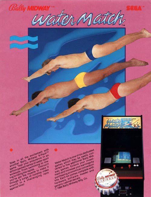 Crazy Arcade Flyers – Le pire des publicités des jeux vidéo rétro des années 80 | Ufunk.net
