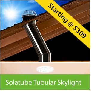 NW Natural Lighting – Solatube Solar Tube Bright Ideas
