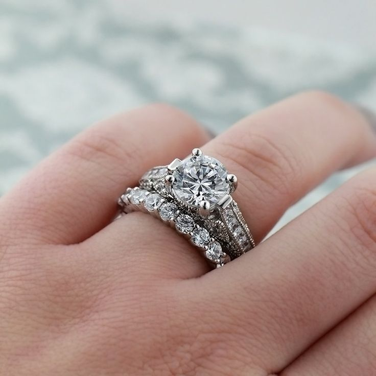 71 best images about Mix and Match Rings on Pinterest