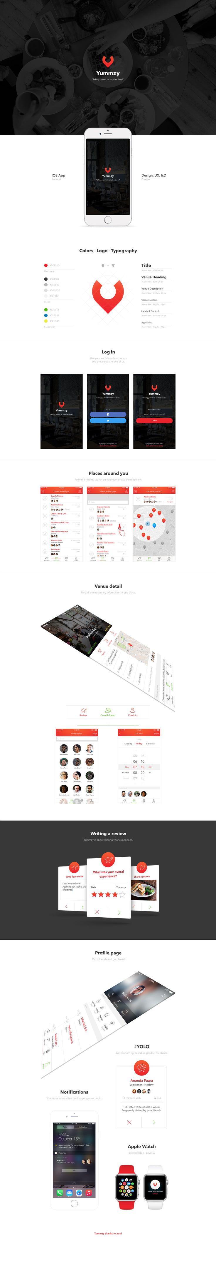 Mobile App Presentation by Marian Fusek - UX/UI Designer @ STRV