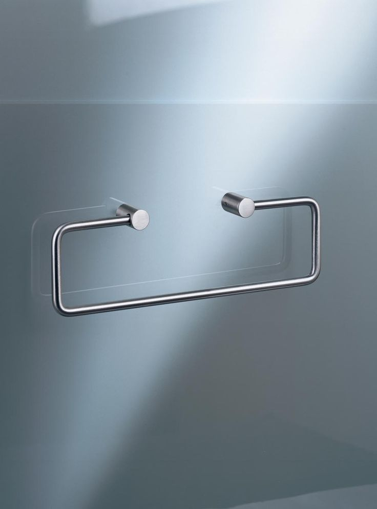 ✓ VOLA T15BP Hand Towel Holder