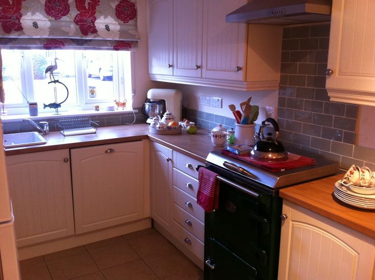 We Love Our Kitchen Now That It Is Finished Especially Our Fair Kitchen Kit Decorating Design