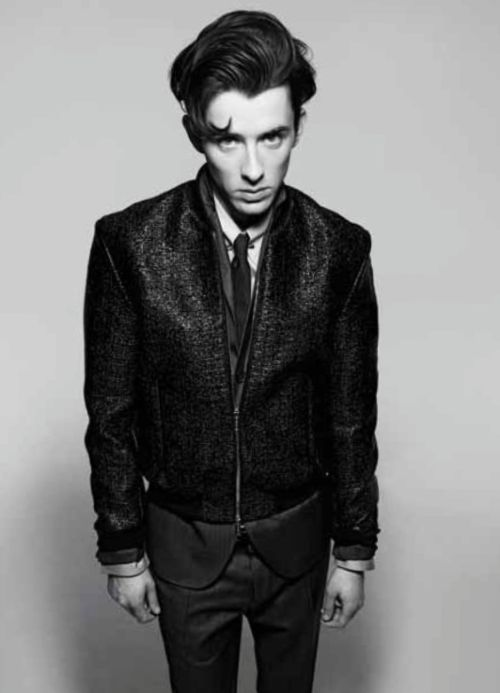 Matthew Beard in DSquared2 Ph by Rankin Styling Alessandro Calascibetta for Style Fashion Issue