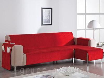 Cubre Sofá Chaise Longue Petra