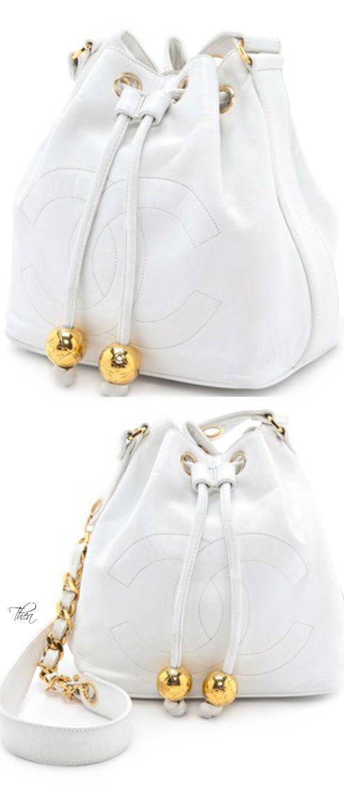 Vintage Chanel ● Bucket bag