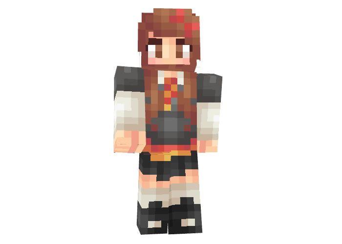 Hermione Granger Skin Minecraft Skins Harry Potter Minecraft Minecraft Skins Harry Potter Movies
