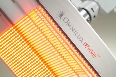 Omnilux : Leaders in light therapy : Skin Rejuvenation