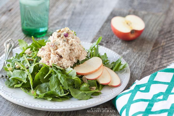 Tuna Salad from Danielle Walker's Against all Grain