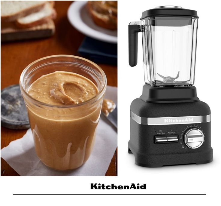 Making homemade, tasty Nut Butter with your Power Plus Blender is so convenient. Nothing quite takes you back to childhood like some nice nut butter served on whole wheat toast. Great to add to smoothies or to smear on apple slices or celery sticks to add that extra bit of flavour. Recipe Link: http://ow.ly/KUDS30feCXT #KitchenAidAfrica #HeritageMonth #FoodBringsUsTogether