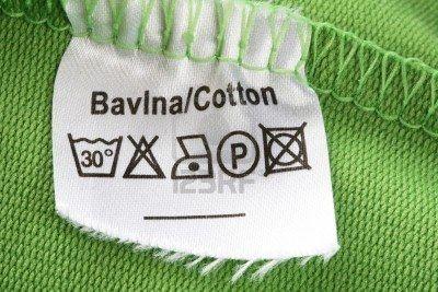 При покупке одежды можно обратить внимание на ярлык, на котором есть некоторое...
