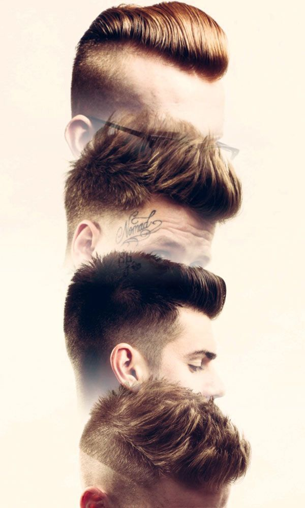 Nice Most Popular Current Men's Hairstyles