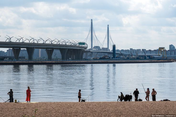 Лучший пляж Питера: бетонные блоки, арматура и мусорные баки http://kleinburd.ru/news/luchshij-plyazh-pitera-betonnye-bloki-armatura-i-musornye-baki/