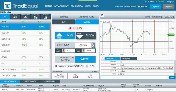 Devenir trader en ligne forum