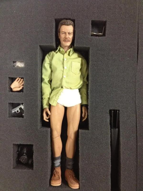 Walter White action figure. hell....yes.