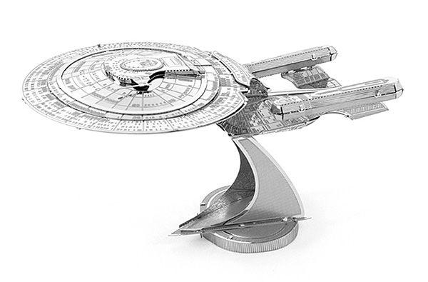 Star Trek Metal Earth Model Kits