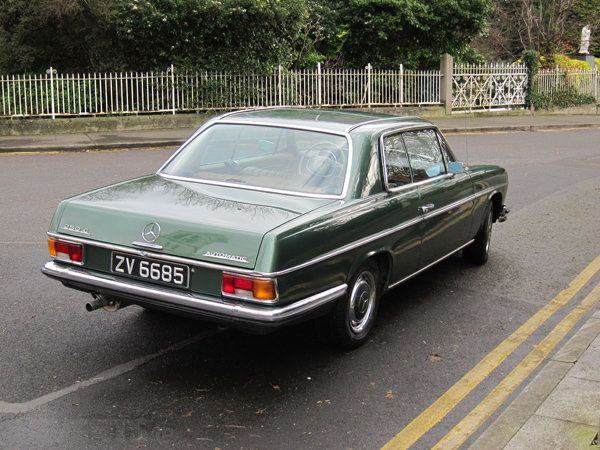 1971 Mercedes Benz 250c For Sale, Used Vintage & Classic For Sale in Rathgar, Dublin, Ireland for 8500.00 euros on Adverts.ie.