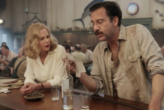 Nicole Kidman and Clive Owen in HBO's Hemingway and Gellhorn