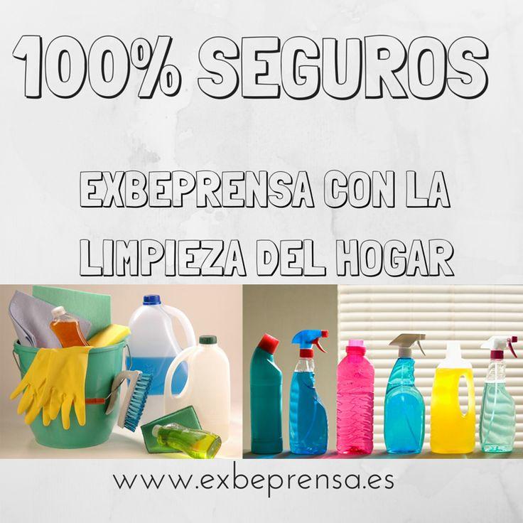 EXBEPRENSA: RIESGOS EN PRODUCTOS DE LIMPIEZA