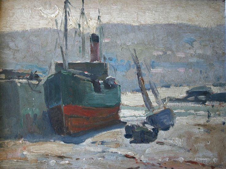 JOHN ANTHONY PARK (1880-1962