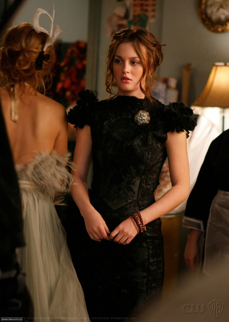 Blair Waldorf on Gossip Girl