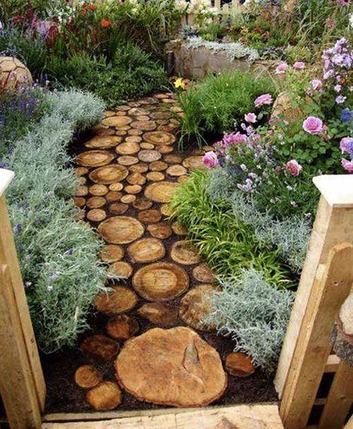 35 Unique Backyard Landscaping Ideas...http://homestead-and-survival.com/35-unique-backyard-landscaping-ideas/