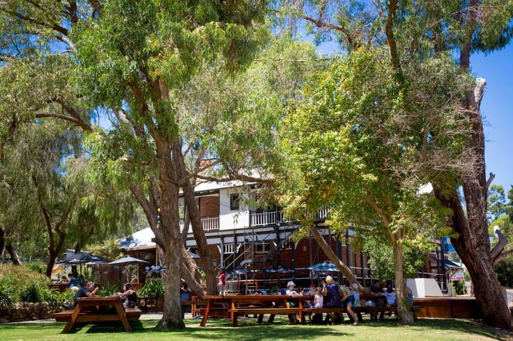 The historic Parkerville Tavern, Parkerville my fav pub in Perth area