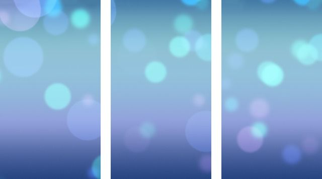 Download the New iOS 7 Wallpaper Backgrounds Here [Images] - iClarified