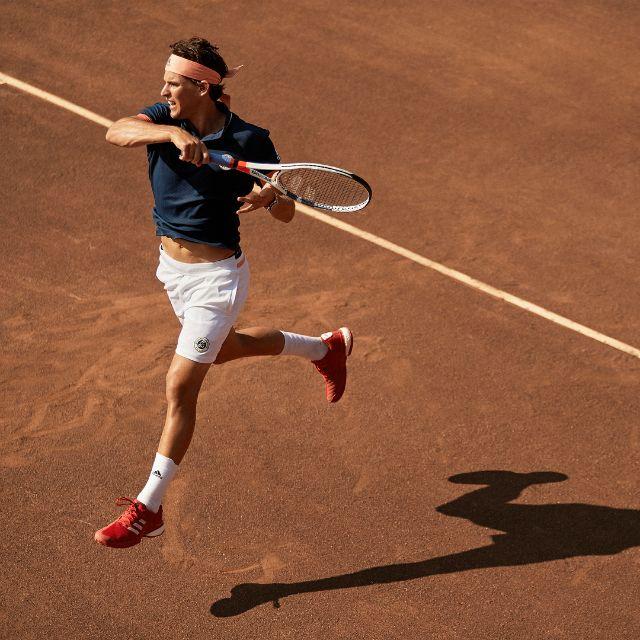 Dominic Thiem S Rolad Garros 2018 Outfit Roland Garros Tennis Photos Tennis Players