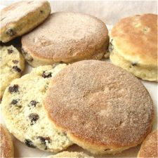 King Arthur Flour Welsh cakes
