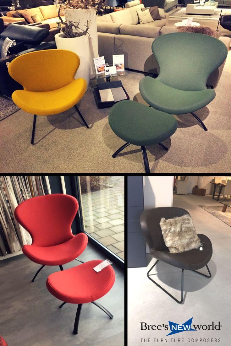 Draaifauteuil Ruby met hocker en fauteuil Peggy Slide. #fauteuil #meubels #wonen #interieur #wooninspiratie #woonkamer #interieurinspiratie #modernfurniture #woonkamer #livingroomideas