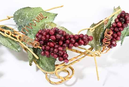 7 best images about home decor on pinterest acrylics for Buy grape vines for crafts