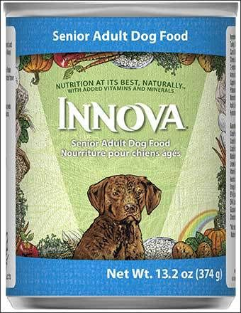 Innova Dog Food Review | HypoallergenicDogFoodcenter.com