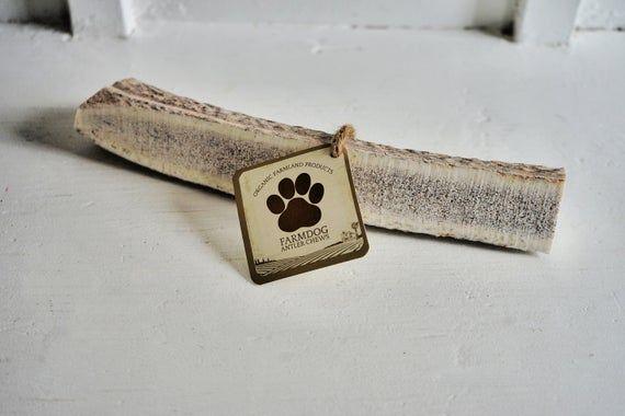 Antler Dog Chew Split Dog Chew One Xl Split Chew Healthy Dog