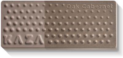 Oak Cabernet / Platinum Grey
