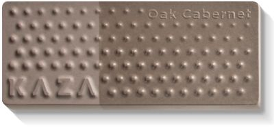 Oak Cabernet / Platinum Grey
