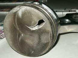 Piston Damage