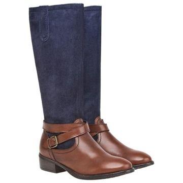 Tamaris Riding Style Boot 25623-21  Buy online at www.schoose.co.uk