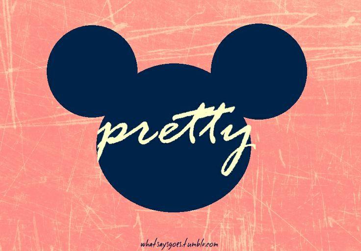 pretty / mickey