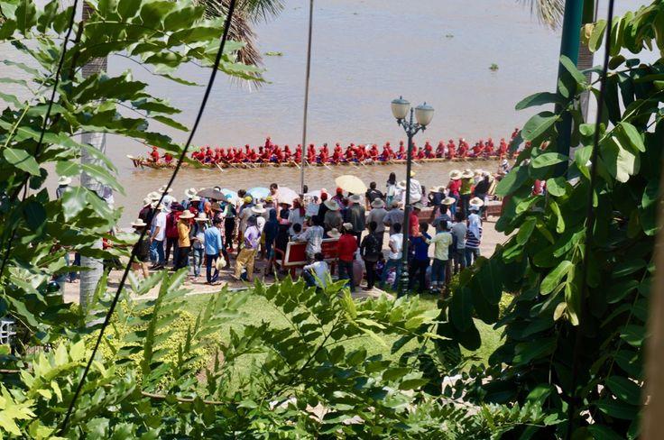 Cambodia Water Festival 2016