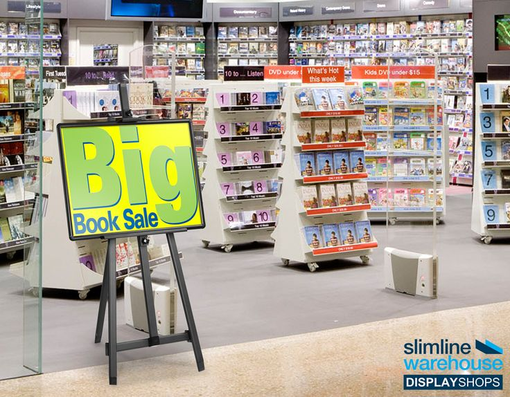 Beautiful floor easel perfect for display and promoting. Put your poster or promotion outside your store and watch how may more people come into your store!