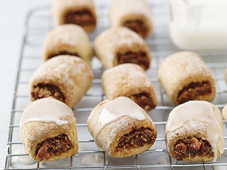 biscotti con i fichi Sale&Pepe ricetta
