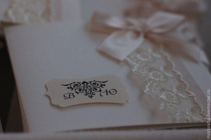 """Купить Набор """"Нежно-кружевной"""" - бежевый, нумерация столов, план рассадки, свадьба, свадьба 2013"""