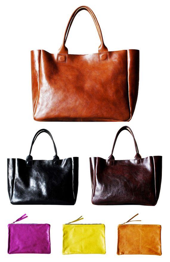 Rib and Hull bags - beautiful