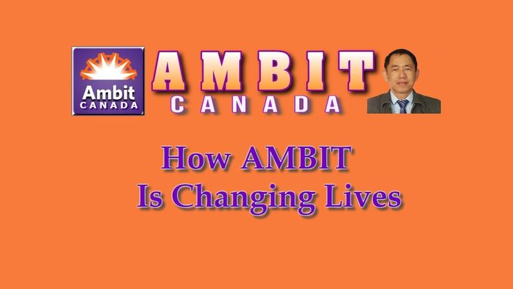 """AMBIT Canada   AMBIT Changing Lives #1<iframe width=""""560"""" height=""""315"""" src=""""https://www.youtube.com/embed/35gvo42fMtY"""" frameborder=""""0"""" allow=""""autoplay; encrypted-media"""" allowfullscreen></iframe>"""